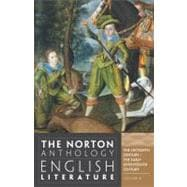 Norton Anthology of English Literature Vol. B : The Sixteenth Century/The Early Seventeeth Century