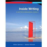 Inside Writing, Form A