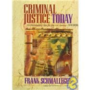 Criminal Justice Today : An Introductory Text for the Twenty First Century: Annotated Instructor's Edition