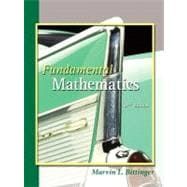 Fundamental Mathematics