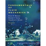 Fundamentals of Fluid Mechanics, 4th Edition