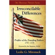Irreconcilable Differences 9780997662511R