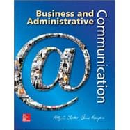 Business and Administrative Communication with Connect Plus