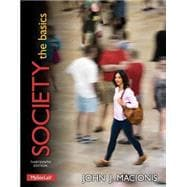 Society: The Basics, 13/e