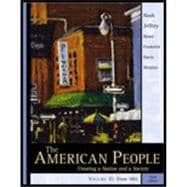 American People Vol 2 W/ Cd