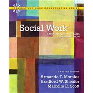 Social Work A Profession of Many Faces (Updated Edition) with MySocialWorkLab with eText -- Access Card Package