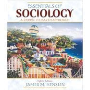 MySocLab Student Access Code Card for Essentials of Sociology (standalone)