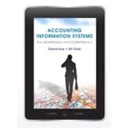 Accounting Information Systems : The Crossroads of Accounting and IT