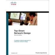 Top-Down Network Design (paperback)