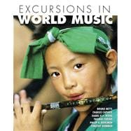Excursions in World Music Value Package (includes Music CDs for Excursions in World Music)