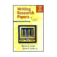 Writing Research Papers: A Complete Guide  (MLA Update)