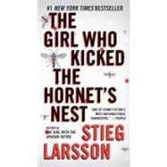 The Girl Who Kicked the Hornet's Nest 9780307742537R