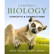 Campbell Biology: Concepts & Connections (NASTA Edition), 7/e