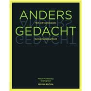 Anders Gedacht : Text and Context in the German-Speaking World