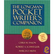 The Longman Pocket Writer's Companion (MLA Update)
