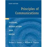 Principles of Communications, 6th Edition