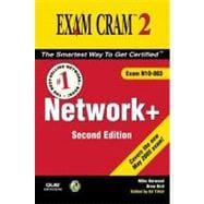 Network+ Exam Cram 2 (Exam Cram N10-003)