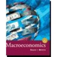 Macroeconomics Sixth Edtion