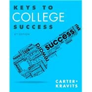 Keys to College Success Plus NEW MyStudentSuccessLab  Update -- Access Card Package