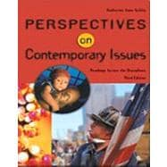 Perspectives on Contemporary Issues With Infotrac: Readings Across the Disciplines