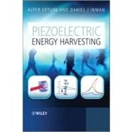 Piezoelectric Energy Harvesting 9780470682548R