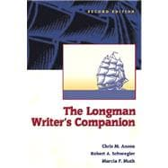 The Longman Writer's Companion with MLA Guide