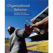 Organizational Behavior : Essentials for Improving Performance and Commitment