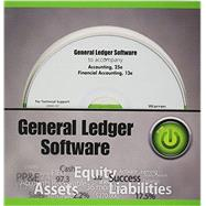 General Ledger Software CD-ROM for Warren/Reeve/Duchac�s Accounting, 25th and Warren�s Financial Accounting 13e