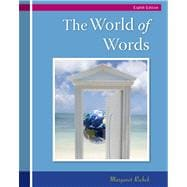 World of Words : Vocabulary for College Success