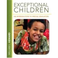 Exceptional Children An Introduction to Special Education Plus MyEducationLab with Pearson eText -- Access Card Package