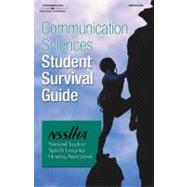 Communication Sciences Student Survival Guide