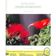 Biology : Concepts and Applications (Enhanced Homework Edition with Printed Access Card ThomsonNOW?/ InfoTrac� 2-Semester)