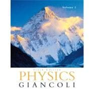 Physics Principles with Applications Volume I (Ch. 1-15)