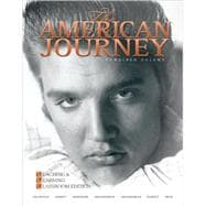 American Journey, The: Teaching and Learning Classroom Edition, Combined Volume