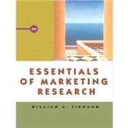 Essentials of Marketing Research (with WebSurveyor Certificate and InfoTrac)