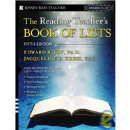 The Reading Teacher's Book Of Lists, 5th Edition