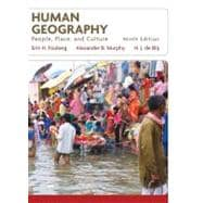 Human Geography: People, Place, and Culture, 9th  Edition