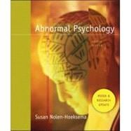 Abnormal Psychology : Media and Research Update