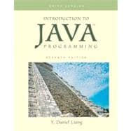 Introduction to Java Programming, Brief