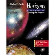 Horizons Exploring the Universe (with InfoTrac and The Sky CD-ROM)