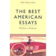 Best American Essays : Fifth College Edition