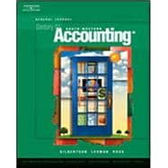 Century 21 Accounting General Journal Chapters 1- 16: Introductory Course (Book with CD-ROM)