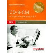 ICD-9-CM Professional For Physicians 2010 , Volumes 1 & 2