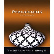 Precalculus Value Package (includes Student's Solutions Manual for College Algebra & Trigonometry and Precalculus)