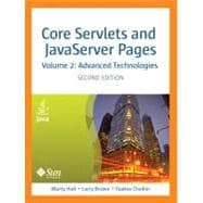 Core Servlets and JavaServer Pages : Volume 2: Advanced Technologies