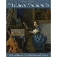 Western Humanities Combined with Readings in Western Humanities Volumes 1 and 2