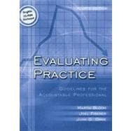 Evaluating Practice: Guidelines for the Accountable Professional (with FREE SINGWIN CD-ROM)