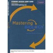 MasteringBiology -- Standalone Access Card -- for Human Biology Concepts and Current Issues