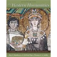 Western Humanities Volume 1 with Readings in Western Humanities Volume 1