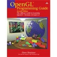 OpenGL Programming Guide The Official Guide to Learning OpenGL, Versions 3.0 and 3.1